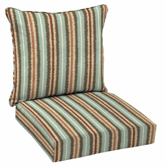 Gorgeous Deep Seat Patio Chair Cushions Photo