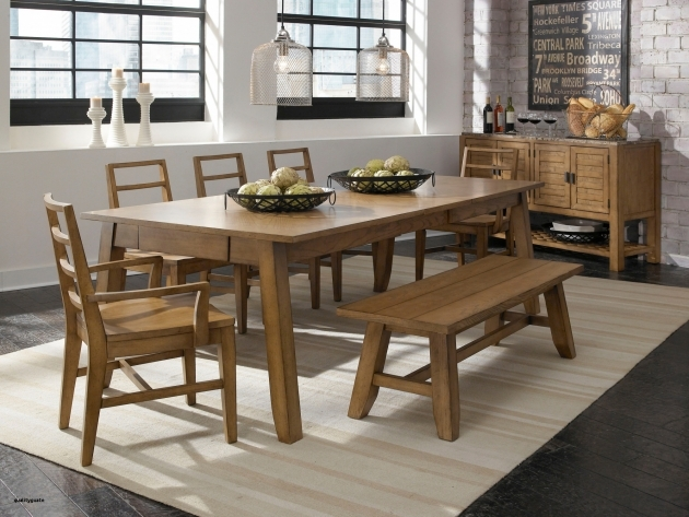 Gorgeous Kitchen Table With Bench Seating And Chairs Pictures