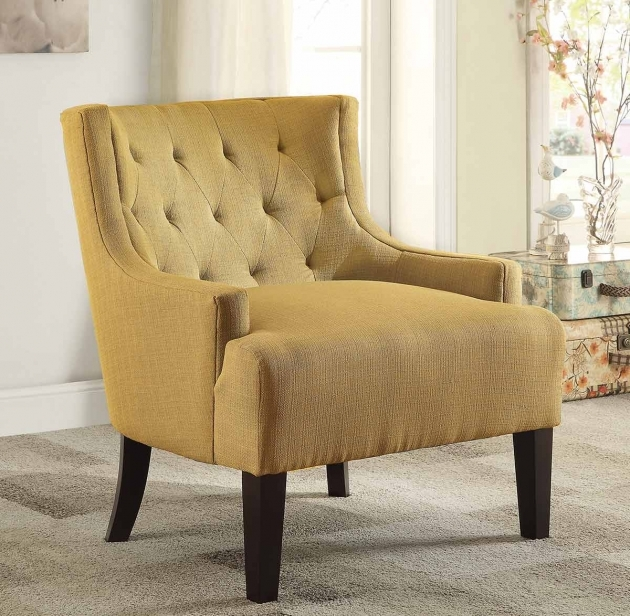 Gorgeous Mustard Accent Chair Ideas