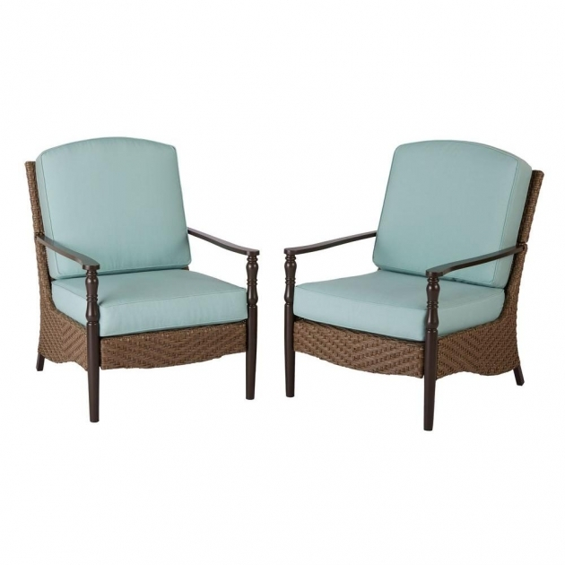 Gorgeous Turquoise Patio Chairs Photos