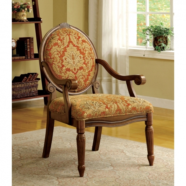 Gorgeous Victorian Accent Chair Photo