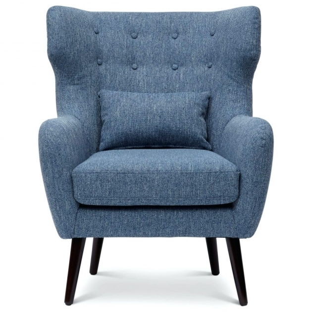 Great Accent Chair With Writing On It Photos