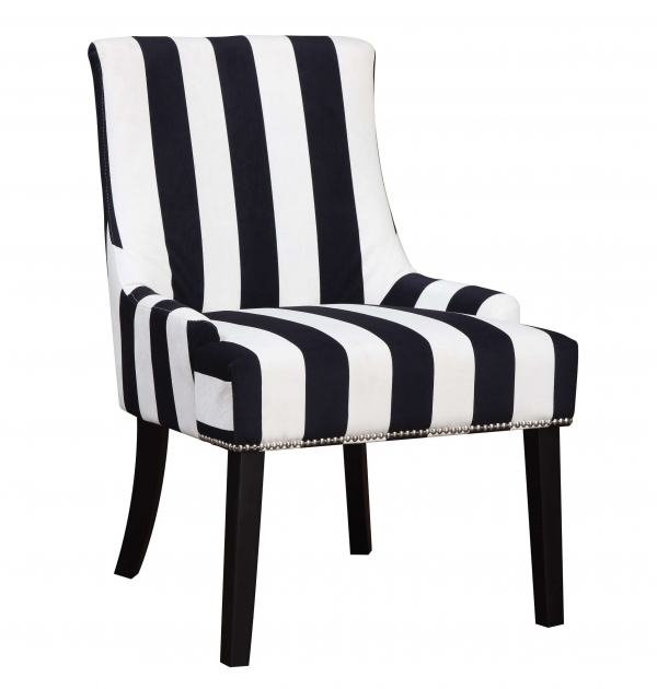 Great Accent Chairs Black And White Image