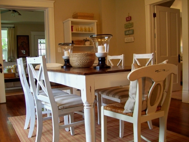 Great Rustic Kitchen Tables And Chairs Pics