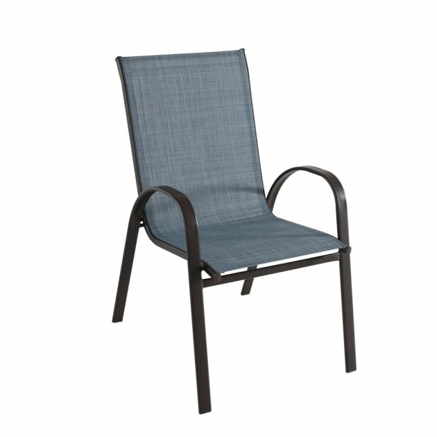 Great Stackable Sling Patio Chairs Pic