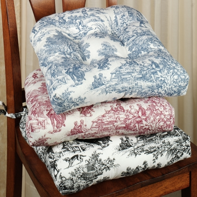 Incredible Country Kitchen Chair Cushions Pic