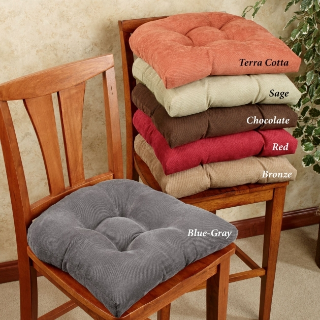 Incredible Kitchen Chair Cushions Non Slip Ideas