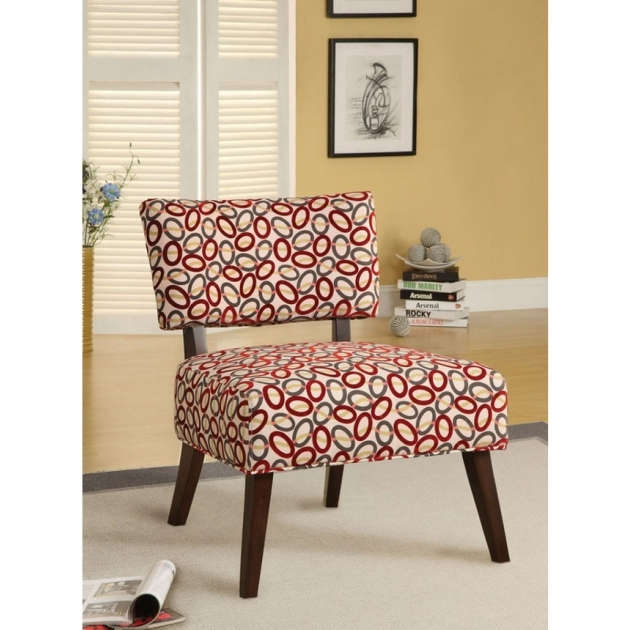 Incredible Multi Colored Accent Chairs Pic