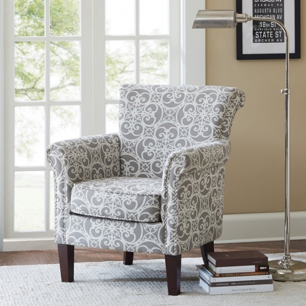Incredible Printed Accent Chairs Images
