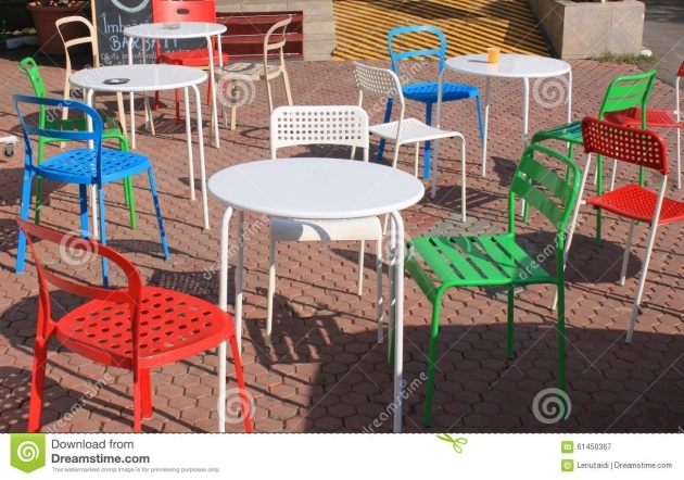 Inspiring Colorful Patio Chairs Image
