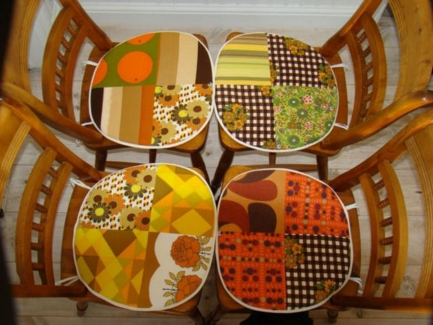 Inspiring Kitchen Chair Cushions Non Slip Pics