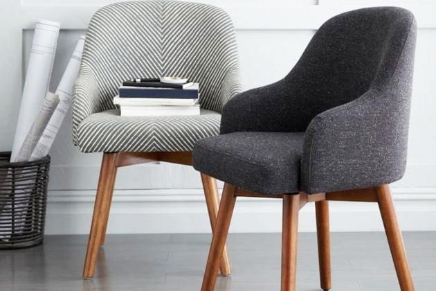 Interesting Accent Chair For Desk Pic