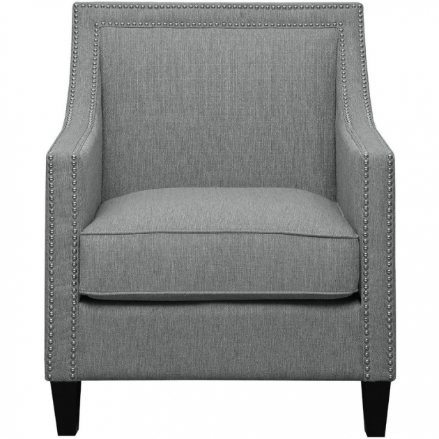 Interesting Light Gray Accent Chairs Photos