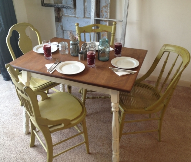 Luxurious Cheap Kitchen Tables With Chairs Pic