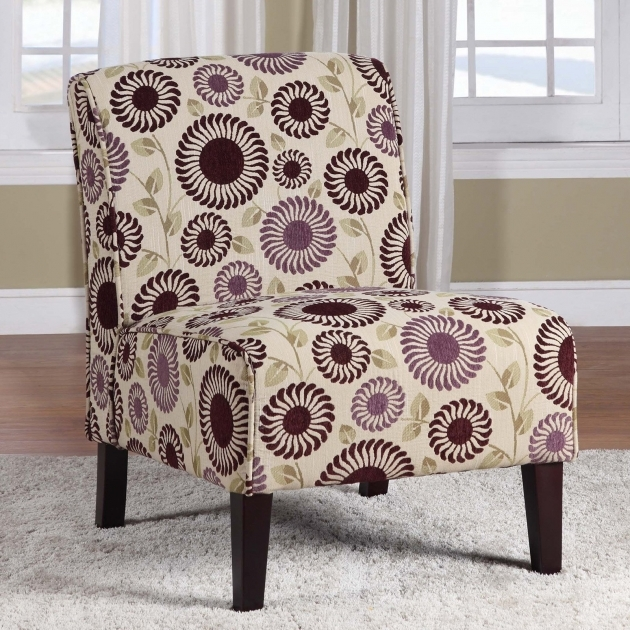 Luxurious Purple Accent Chairs Sale Pics