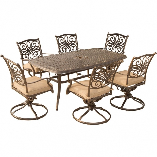Luxurious Swivel Patio Chairs Clearance Picture