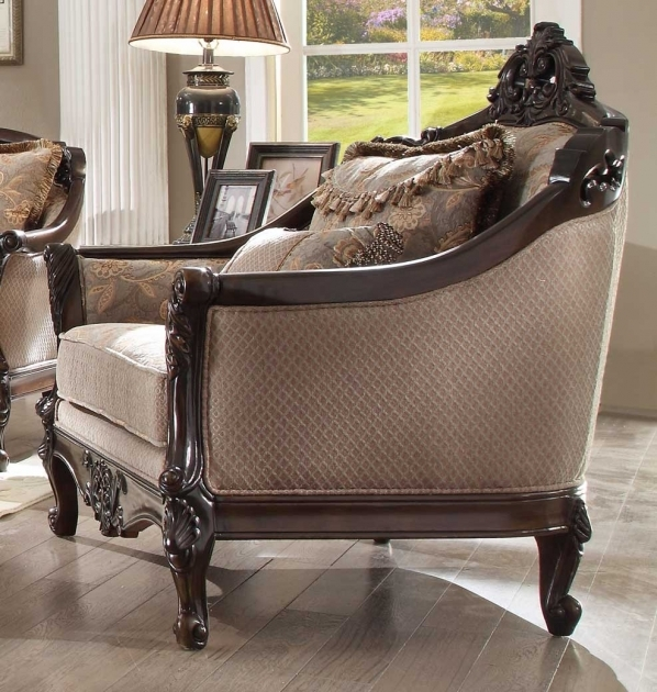 Luxurious Victorian Accent Chair Ideas