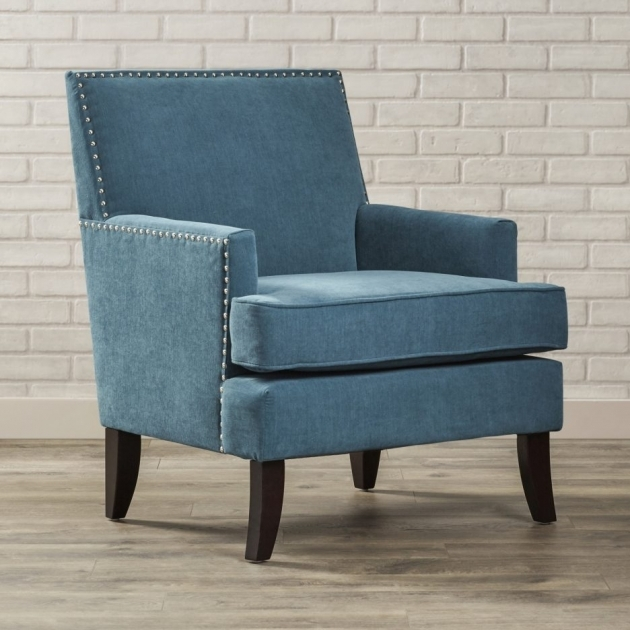 Marvelous Light Blue Accent Chairs Picture
