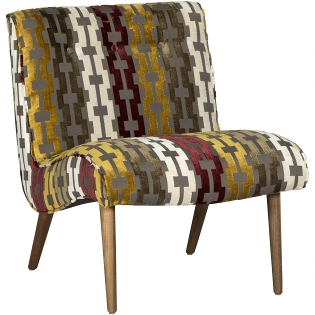 Mesmerizing Armless Accent Chair Slipcover Picture