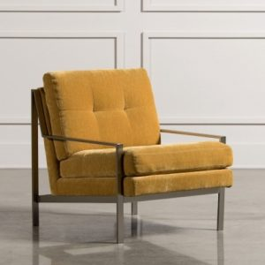 Mustard Yellow Accent Chair