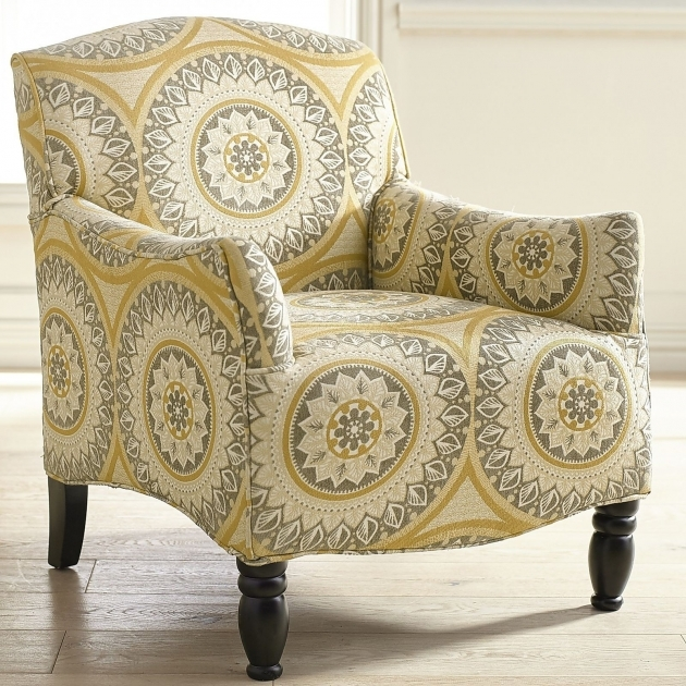 Most Inspiring Gray And Yellow Accent Chair Photos