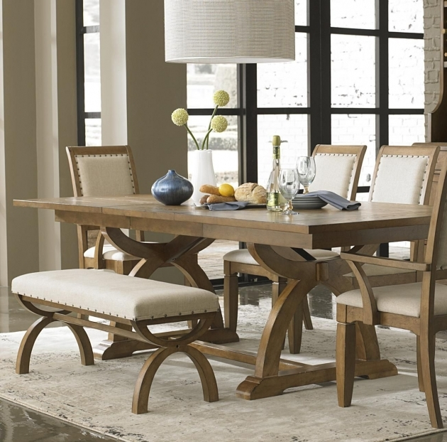 Most Inspiring Kitchen Table With Bench Seating And Chairs Picture