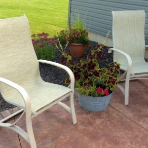 Patio Chair Repair Mesh