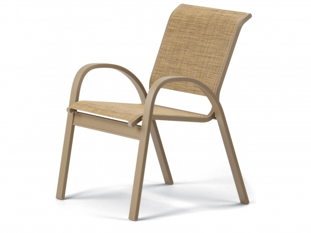 Most Inspiring Stackable Sling Patio Chairs Image