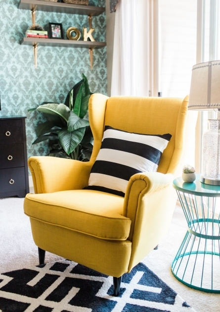 Nice Bright Accent Chairs Picture