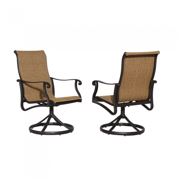 Nice Slingback Patio Chairs Ideas