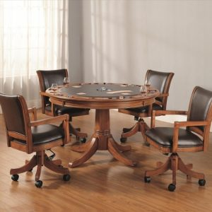 Kitchen Table And Chairs With Wheels