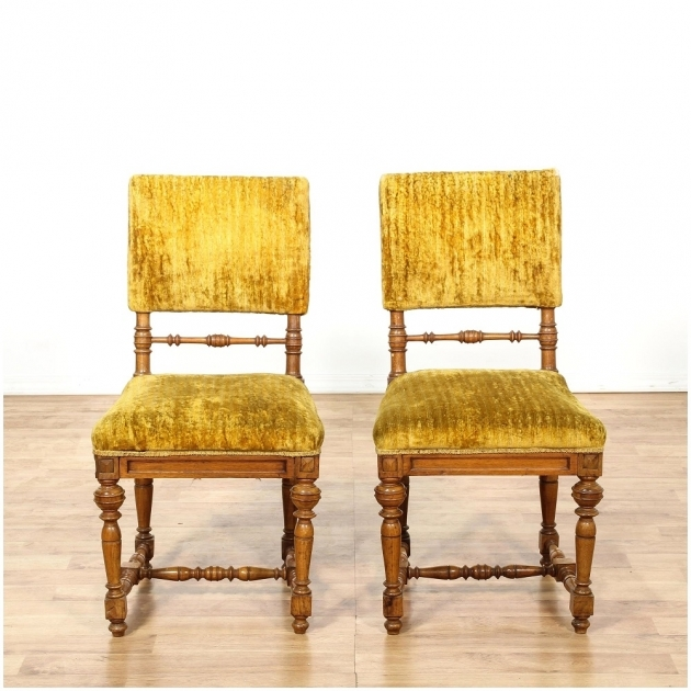 Outstanding Mustard Yellow Accent Chair Picture