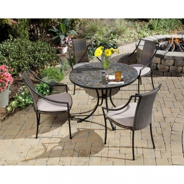 Outstanding Small Outdoor Patio Table And Chairs Pics