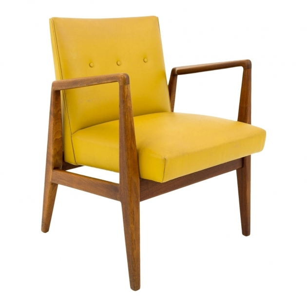 Outstanding Yellow And White Accent Chairs Pic