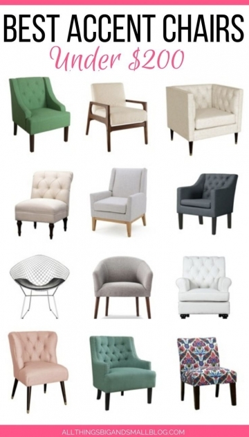 Popular Accent Chairs Under $200 Image