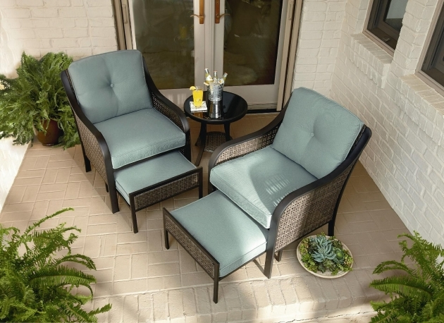 Popular Patio Chairs With Ottomans Pic