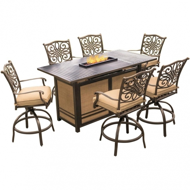Popular Patio Tall Table And Chairs Pics