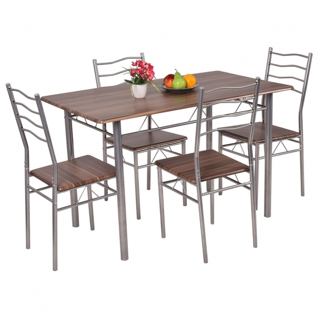 Popular Walmart Kitchen Table Chairs Picture