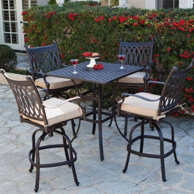 Popular Walmart Patio Table And Chairs Image