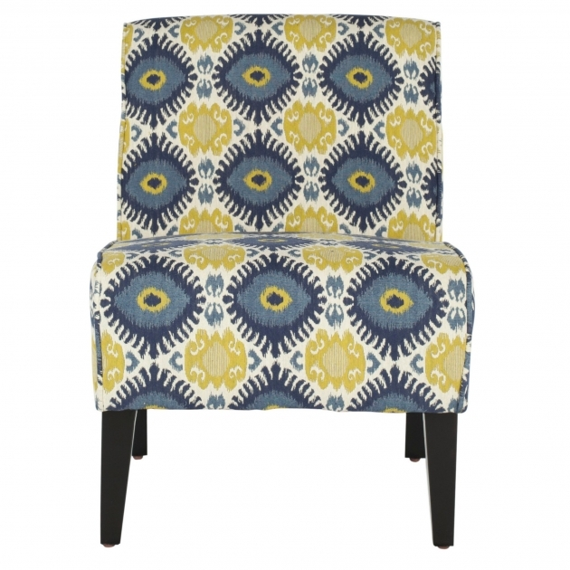 Popular Yellow And White Accent Chairs Pic