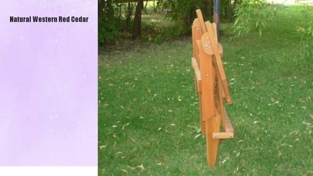 Remarkable Living Accents Folding Adirondack Chair Image