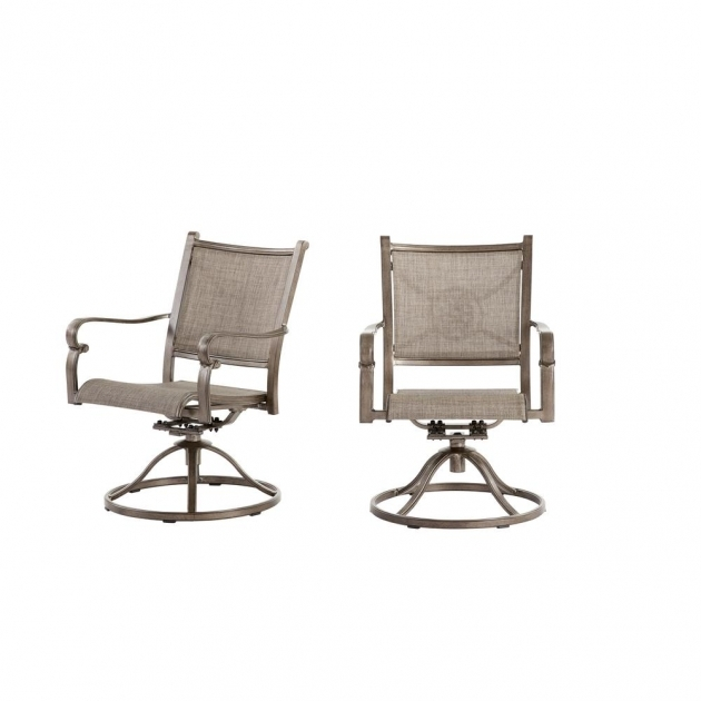 Remarkable Sling Swivel Rocker Patio Chairs Pic
