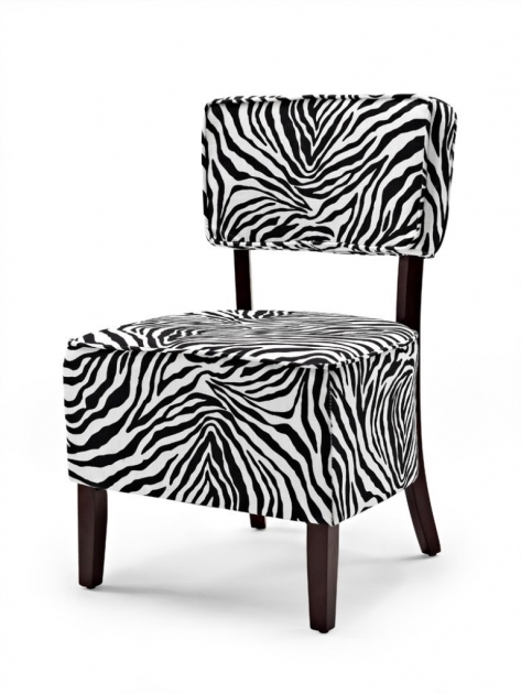 Splendid Animal Print Accent Chairs Picture