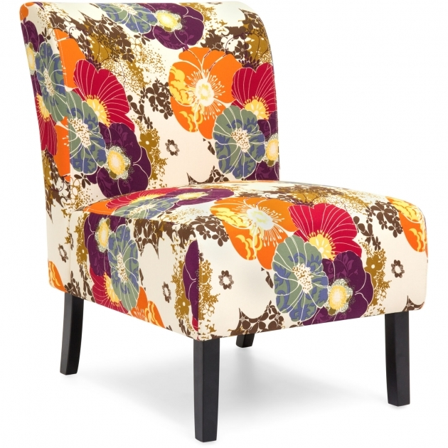 Splendid Armless Accent Chair Slipcover Picture