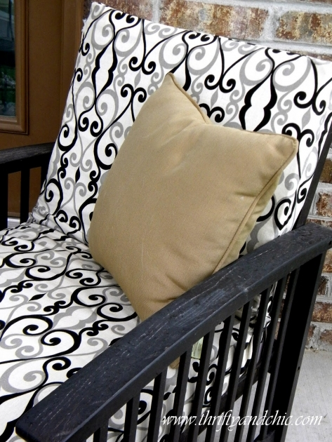 Splendid Recovering Patio Chair Cushions Pics