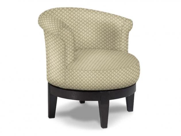 Splendid Round Swivel Accent Chair Photos