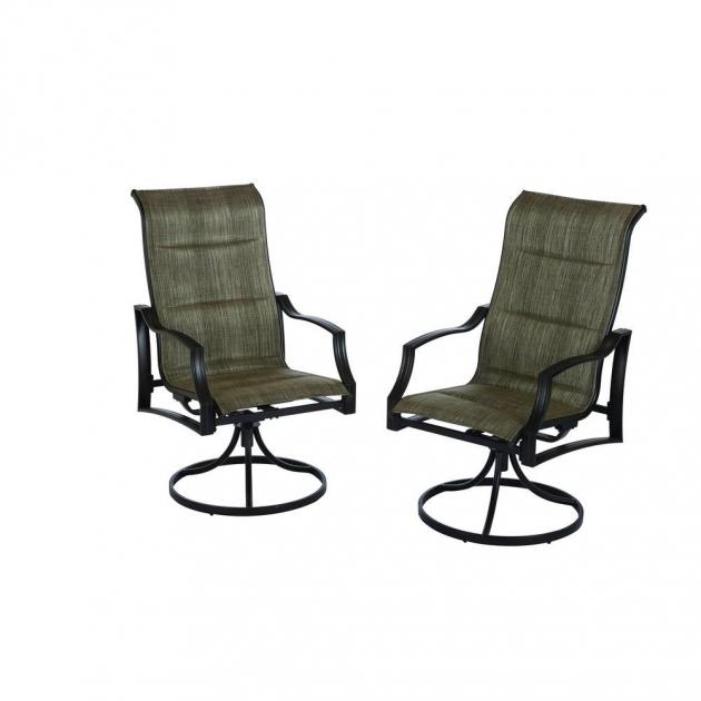 Splendid Sling Swivel Rocker Patio Chairs Picture