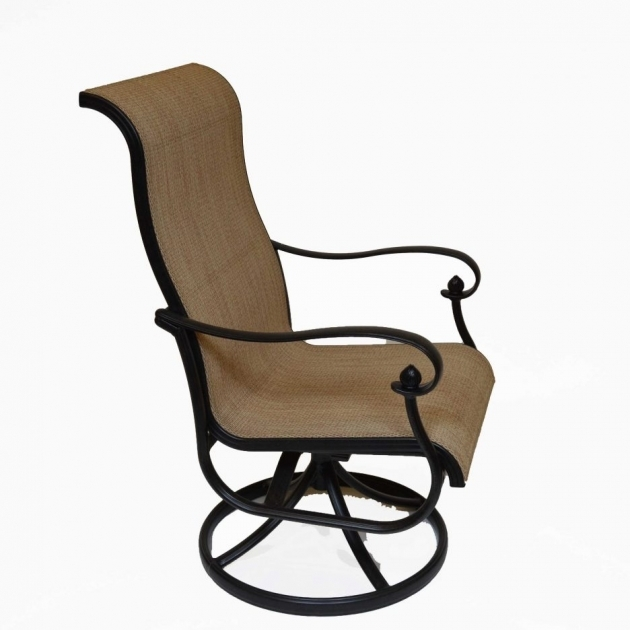 Splendid Swivel Patio Chairs Clearance Photo