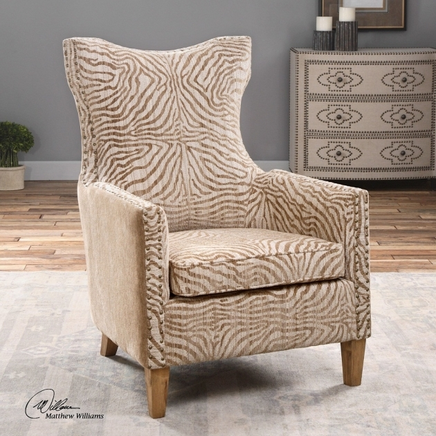 Stunning Animal Print Accent Chairs Pictures