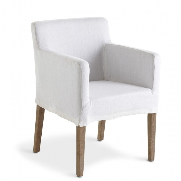 Stylish Accent Chair Slipcover Pic